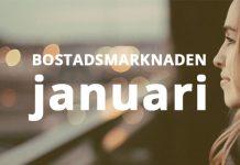 Bostadsmarknaden i Januari