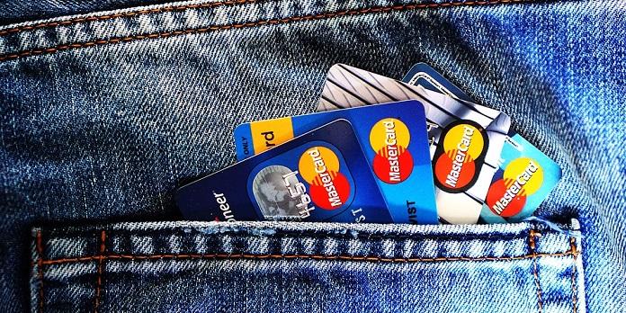 olika typer av kreditkort