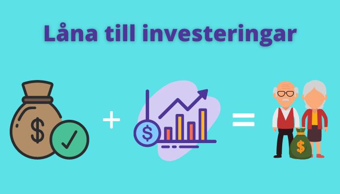 Låna till investeringar & aktier