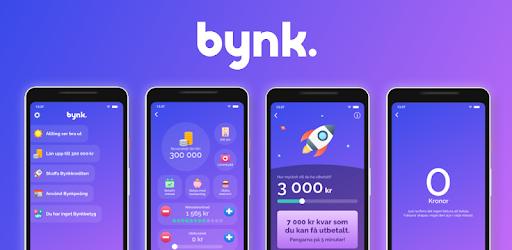 Bynks app
