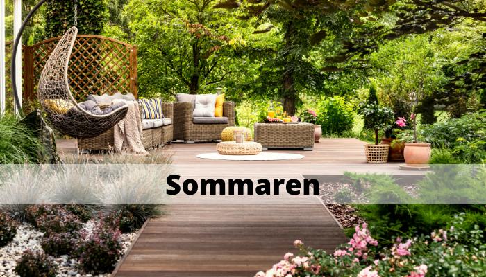 sälja bostad på sommaren