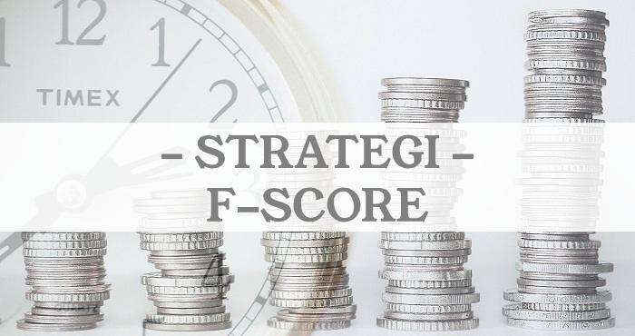 F-score strategi