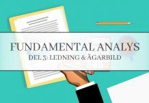 ledning och ägarbild i aktiebolag
