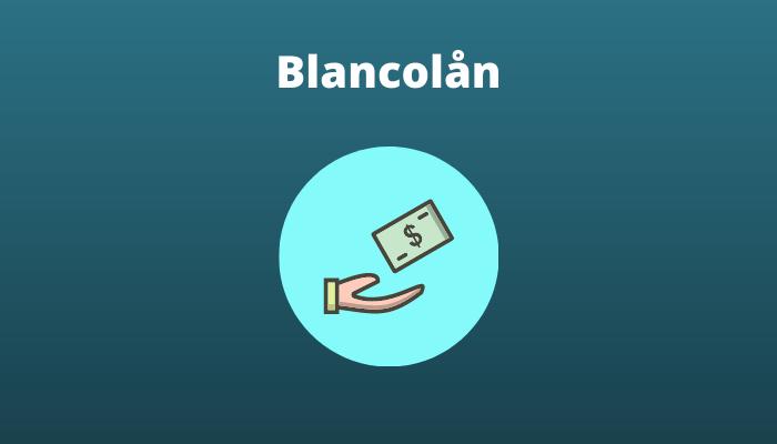 Blancolån