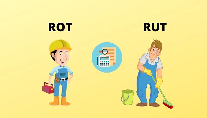 ROT och RUT avdraget