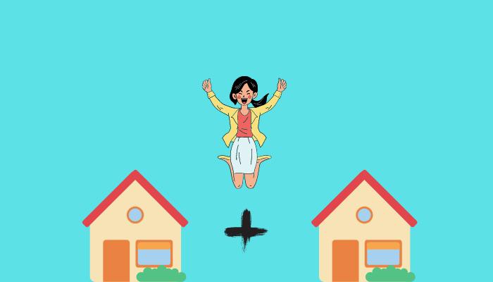 köpa, äga och låna till flera bostäder samtidigt