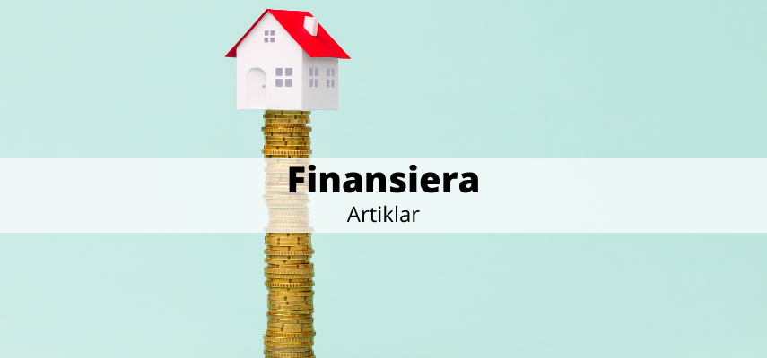 Finansiera bostad - artiklar