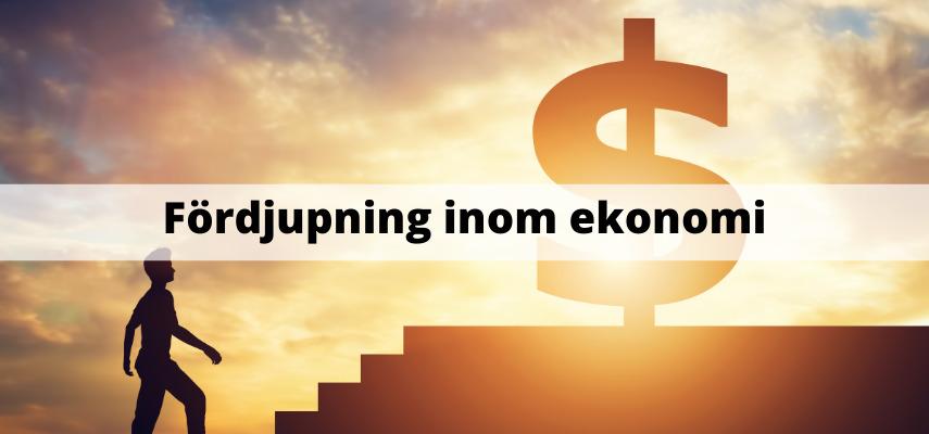Fördjupning inom ekonomi