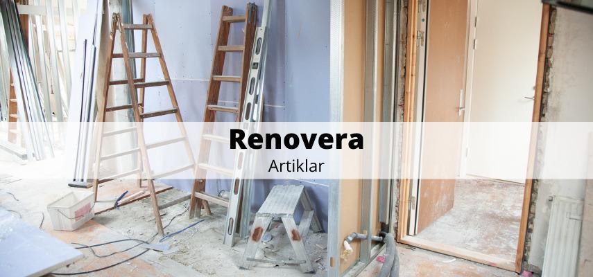 Renovera bostaden - artiklar